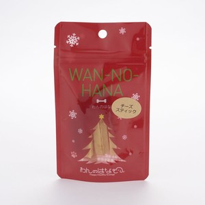 わんのはな クリスマス限定パッケージチーズショートスティック
