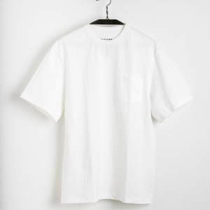 【HARD MAN】CREW POCKET T - MENS