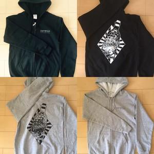 """Bottle ship"" hoodie"