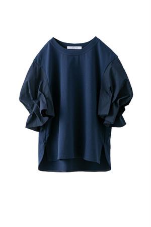バドスリーブTシャツ <ネイビー>