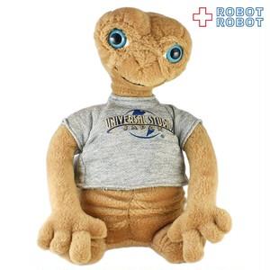 USJ E.T. ぬいぐるみ グレイ・シャツ 20cm