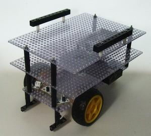RDS-X23(103Type1) サッカーベースロボ
