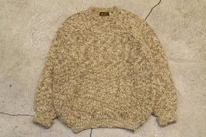 USED 80s Eddie Bauer Wool sweater -Medium 0820