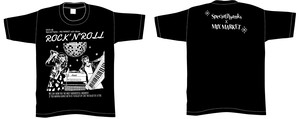 "SpecialThanks×MIX MARKET""ROCK'N'ROLL""Tシャツ"