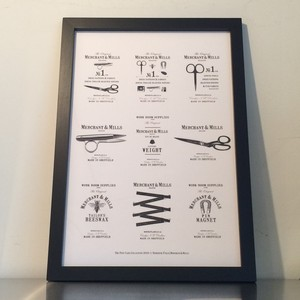 Merchant & Mills / picture&frame