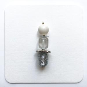 Odd Number Piece / Earrings 011