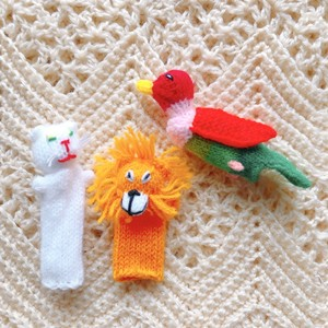 Hand puppet 17