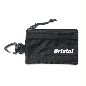 F.C.Real Bristol MESH POCKET POUCH
