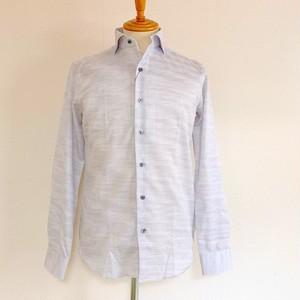 Random Jacquard Shirts White