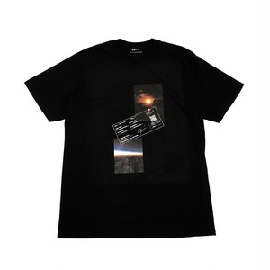 ILL IT - BORDING PASS TEE (BLACK) -