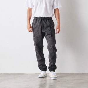 GRAMICCI グラミチ BONDING KNIT FLEECE NARROW RIB PANTS