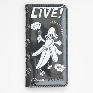 NaNa-NaNa×CHOCOMOO /iPhone 6s. 6 CASE-LIVE-