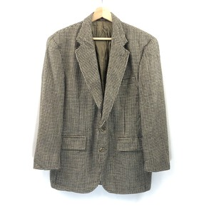 【EVAN-PICONE】Wool Check Jacket