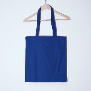 Long Handle Tote (Blue)
