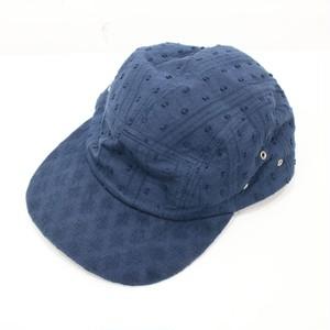 NOMA t.d / ノーマティーディ   Patchwork Cap ベースボールキャップ   ブルー   メンズ
