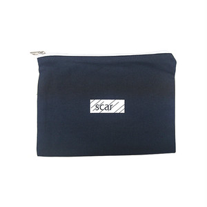 scar /////// BLACK BOX TOOL POUCH (Large) (Navy)
