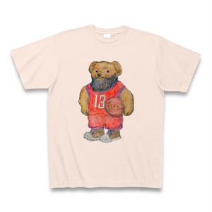 【通販限定】ジパベアTシャツ JH13 (ライトピンク)