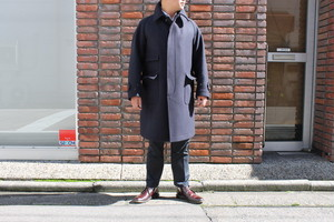 Kaptain Sunshine / Traveller Coat