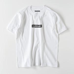 Aunduex Box Logo Tシャツ