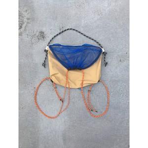 custom bag / blue(reflector)