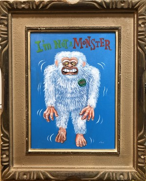 送料無料I'm not a monster