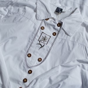 Tyrolean Shirt / チロリアン シャツ