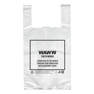 WAWW PLASTIC BAGS (10枚セット)
