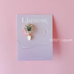 Liquem / ミニoneイヤリング(ジェムA)