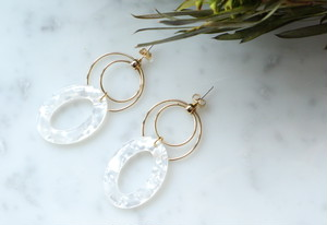 shell hoop pierce