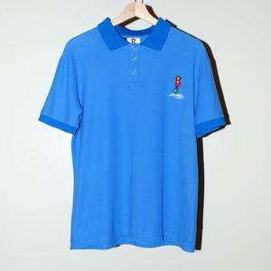 90s UK『SPLIFFY』 vintage polo shirt