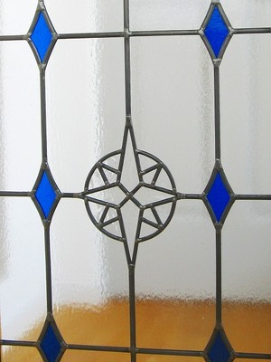 ステンドグラスパネル016 カスパール