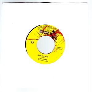 """DONE WID IT / CARL MEEKS(7""""レコード)"""