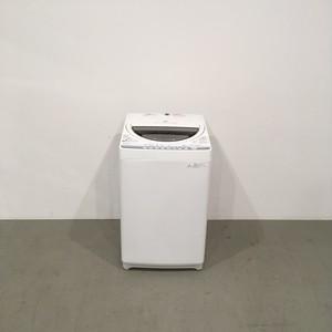 【極美品】TOSHIBA 東芝 全自動洗濯機  AW-60GM 2014年製