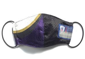 【デザイナーズマスク 吸水速乾COOLMAX使用 日本製】NFL  SPORTS MIX MASK CTMR 1005016