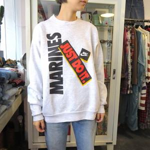 90's NIKE PRINT SWEAT SHIRT (ナイキスウェットシャツ )