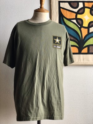 USA us.army オリーブ Tシャツ アメリカ アーミー