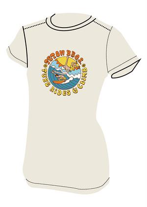 【Teton Bros】 Ws Surf and Climb Tee(White)
