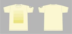 H-E-L-P・Tシャツ(イエロー×イエロー)