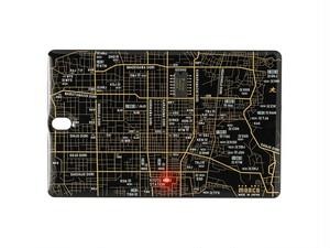 FLASH 京都回路地図 ICカードケース 黒【名入れ無料サービス実施中】
