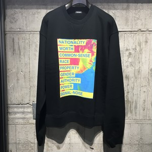 【CHRISTIAN DADA】Graphic Print Sweatshirt