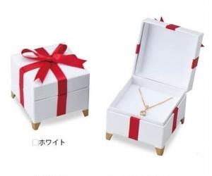 ピアス・リング・ネックレス兼用ギフトボックス プレゼント用 プチアリス 6個入り GB-030