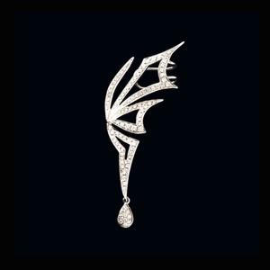 jg <Freely> イヤカフ K18/ダイヤモンド