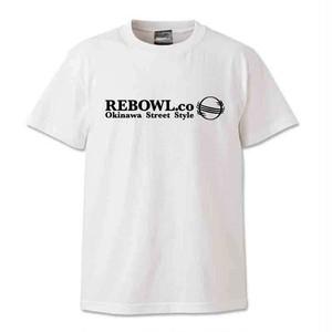 REBOWL.co  Okinawa  Street  Style  TEE  White