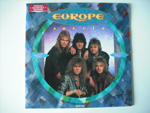 """【7""""×2】EUROPE / CARRIE"""