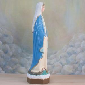 無原罪の聖母像【38cm】室内用カラー仕上げ