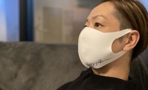 繰り返し使えるマスク [2枚セット] ※新色白発売開始!