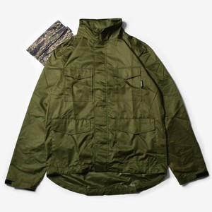 MMA Packable M-65type Wind Shell (Khaki)
