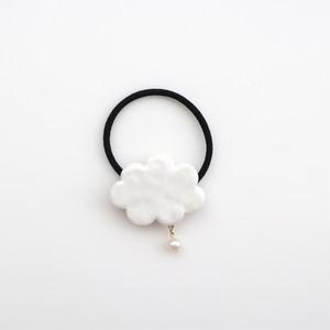 雲へアゴム