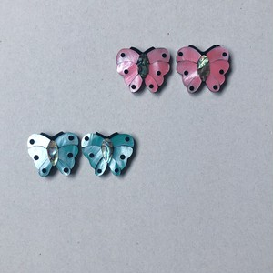 No.302 shell butterfly
