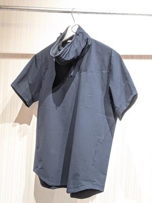 ST-VA08B マスクカラーTシャツ ダークネイビー